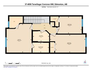 Photo 49: 37 4850 Terwillegar Common in Edmonton: Zone 14 Townhouse for sale : MLS®# E4197395