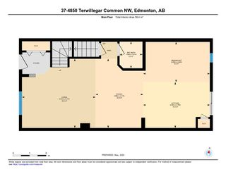 Photo 48: 37 4850 Terwillegar Common in Edmonton: Zone 14 Townhouse for sale : MLS®# E4197395