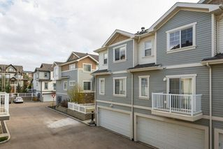 Photo 25: 37 4850 Terwillegar Common in Edmonton: Zone 14 Townhouse for sale : MLS®# E4197395