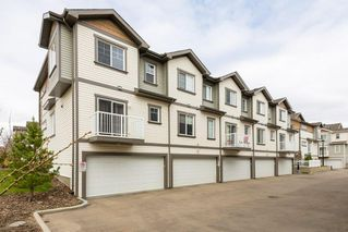 Photo 46: 37 4850 Terwillegar Common in Edmonton: Zone 14 Townhouse for sale : MLS®# E4197395