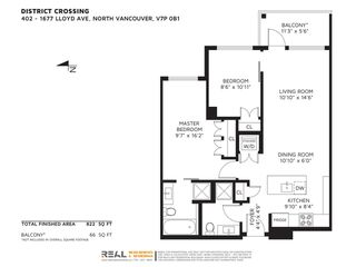 "Photo 39: 402 1677 LLOYD Avenue in North Vancouver: Pemberton NV Condo for sale in ""DISTRICT CROSSING"" : MLS®# R2489283"