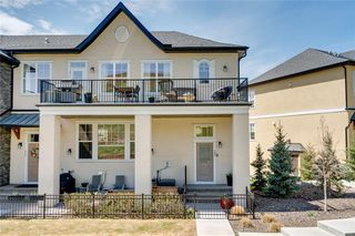 Main Photo: 121 CRANBROOK Villas SE in Calgary: Cranston Row/Townhouse for sale : MLS®# A1035240