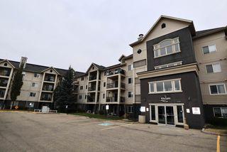 Photo 1: 320 592 Hooke Road in Edmonton: Zone 35 Condo for sale : MLS®# E4218341