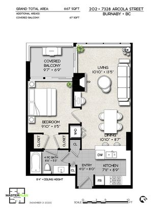 """Photo 31: 202 7328 ARCOLA Street in Burnaby: Highgate Condo for sale in """"Esprit"""" (Burnaby South)  : MLS®# R2519226"""