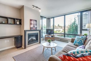 """Photo 1: 202 7328 ARCOLA Street in Burnaby: Highgate Condo for sale in """"Esprit"""" (Burnaby South)  : MLS®# R2519226"""