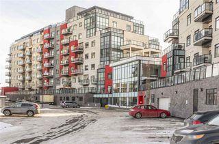 Main Photo: 714 5151 WINDERMERE Boulevard in Edmonton: Zone 56 Condo for sale : MLS®# E4221934