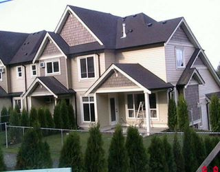 """Photo 1: 10 46832 HUDSON Road in Sardis: Promontory Townhouse for sale in """"CORNERSTONE HAVEN"""" : MLS®# H1000731"""
