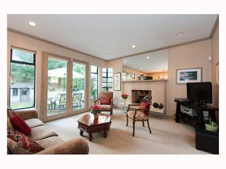 "Photo 3: 1091 CANYON Boulevard in North Vancouver: Canyon Heights NV House for sale in ""CANYON HEIGHTS"" : MLS®# V812513"