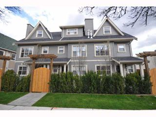 Photo 2: 4178 WELWYN Street in Vancouver: Victoria VE Townhouse for sale (Vancouver East)  : MLS®# V817825