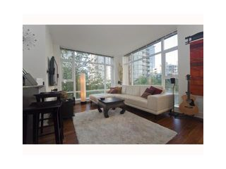 """Photo 2: 306 988 RICHARDS Street in Vancouver: Downtown VW Condo for sale in """"TRIBECA LOFTS"""" (Vancouver West)  : MLS®# V839608"""