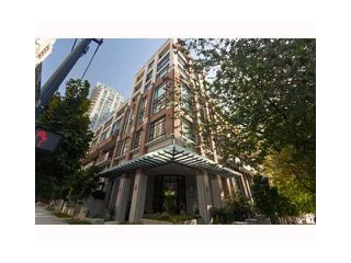 """Photo 1: 306 988 RICHARDS Street in Vancouver: Downtown VW Condo for sale in """"TRIBECA LOFTS"""" (Vancouver West)  : MLS®# V839608"""