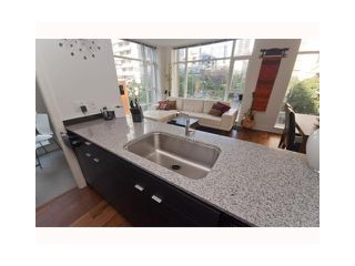 """Photo 8: 306 988 RICHARDS Street in Vancouver: Downtown VW Condo for sale in """"TRIBECA LOFTS"""" (Vancouver West)  : MLS®# V839608"""