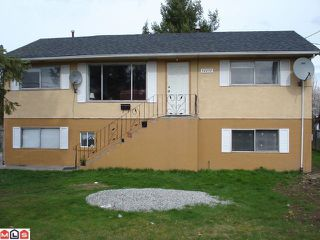 Photo 1: 12275 84TH Avenue in Surrey: Queen Mary Park Surrey House for sale : MLS®# F1023830