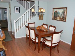 "Photo 3: 53 23085 118TH Avenue in Maple Ridge: East Central Townhouse for sale in ""SOMMERVILLE GARDENS"" : MLS®# V856233"