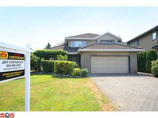 "Photo 1: 16564 S GLENWOOD in Surrey: Fraser Heights House for sale in ""Fraser Heights"" (North Surrey)  : MLS®# F1101813"