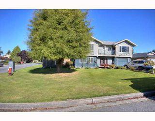 "Photo 1: 4831 FORTUNE Avenue in Richmond: Steveston North House for sale in ""STEVESTON NORTH"" : MLS®# V740346"