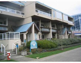"Photo 1: 204 3 K DE K Court in New_Westminster: Quay Condo for sale in ""QUAYSIDE TERRACE"" (New Westminster)  : MLS®# V759422"