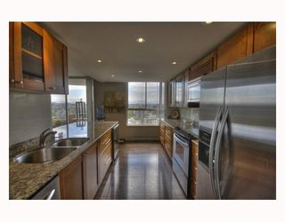 """Photo 6: 2003 717 JERVIS Street in Vancouver: West End VW Condo for sale in """"EMERALD WEST"""" (Vancouver West)  : MLS®# V768413"""