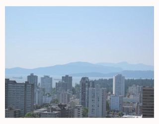 """Photo 2: 2003 717 JERVIS Street in Vancouver: West End VW Condo for sale in """"EMERALD WEST"""" (Vancouver West)  : MLS®# V768413"""
