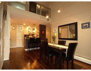 """Photo 2: 310 1549 KITCHENER Street in Vancouver: Grandview VE Condo for sale in """"DHARMA DIGS"""" (Vancouver East)  : MLS®# V771477"""