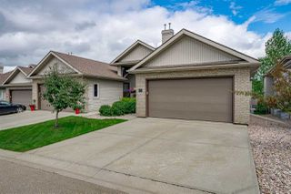 Main Photo: 15 700 REGENCY Drive: Sherwood Park House Half Duplex for sale : MLS®# E4169288