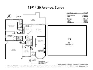 Photo 20: 15914 20 Avenue in Surrey: King George Corridor House for sale (South Surrey White Rock)  : MLS®# R2408538