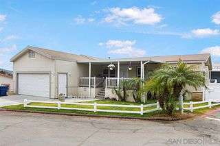 Main Photo: EL CAJON Manufactured Home for sale : 4 bedrooms : 12970 Highway 8 Business #51