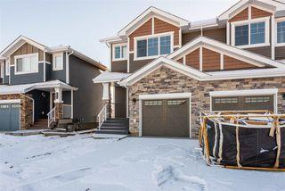 Photo 30: 559 Ebbers Way in Edmonton: Zone 02 House Half Duplex for sale : MLS®# E4180643