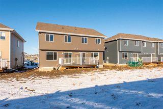 Photo 28: 559 Ebbers Way in Edmonton: Zone 02 House Half Duplex for sale : MLS®# E4180643