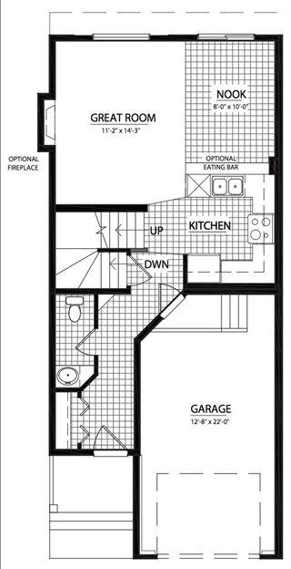 Photo 31: 559 Ebbers Way in Edmonton: Zone 02 House Half Duplex for sale : MLS®# E4180643