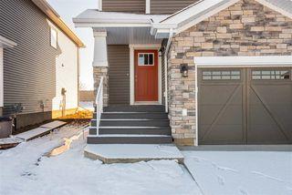 Photo 29: 559 Ebbers Way in Edmonton: Zone 02 House Half Duplex for sale : MLS®# E4180643