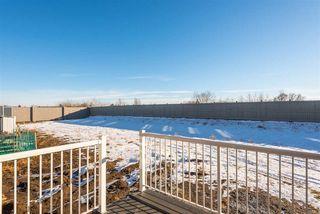 Photo 25: 559 Ebbers Way in Edmonton: Zone 02 House Half Duplex for sale : MLS®# E4180643