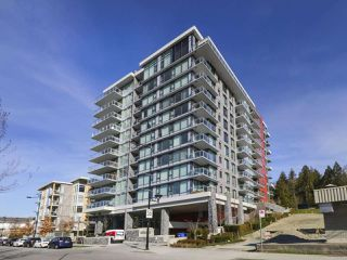 "Main Photo: 906 3281 E KENT NORTH Avenue in Vancouver: South Marine Condo for sale in ""RHYTHM BY POLYGON"" (Vancouver East)  : MLS®# R2447202"
