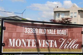 "Photo 18: 213 33369 OLD YALE Road in Abbotsford: Central Abbotsford Condo for sale in ""Monte Vista"" : MLS®# R2498190"