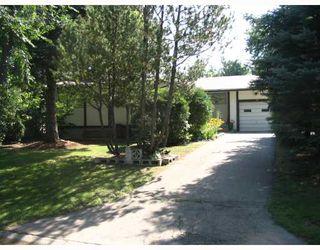 Photo 1: 18 RUTGERS Bay in WINNIPEG: Fort Garry / Whyte Ridge / St Norbert Residential for sale (South Winnipeg)  : MLS®# 2916955