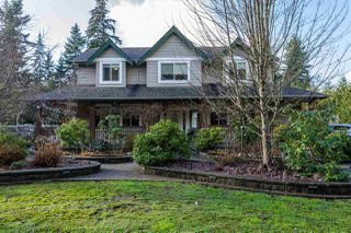 Main Photo: 1755 EAST Road: Anmore House for sale (Port Moody)  : MLS®# R2531028