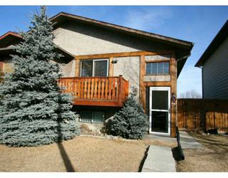 Photo 1:  in CALGARY: Beddington Residential Attached for sale (Calgary)  : MLS®# C3199607