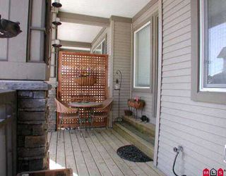 "Photo 7: 56 18701 66TH AV in Surrey: Cloverdale BC Townhouse for sale in ""Encore at Hillcrest"" (Cloverdale)  : MLS®# F2606179"