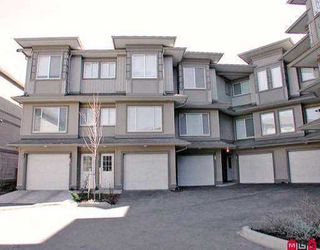 "Photo 8: 56 18701 66TH AV in Surrey: Cloverdale BC Townhouse for sale in ""Encore at Hillcrest"" (Cloverdale)  : MLS®# F2606179"