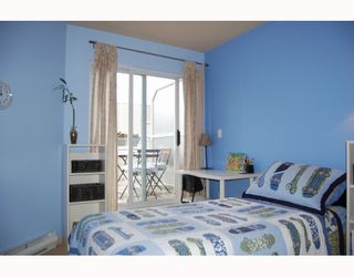 """Photo 8: 25 788 W 15TH Avenue in Vancouver: Fairview VW Townhouse for sale in """"16 WILLOWS"""" (Vancouver West)  : MLS®# V756826"""