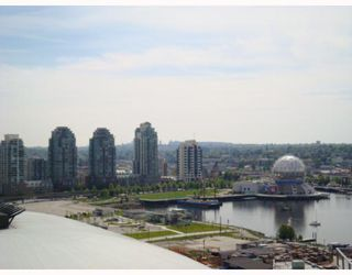 """Main Photo: 1707 111 W GEORGIA Street in Vancouver: Downtown VW Condo for sale in """"SPECTRUM 1"""" (Vancouver West)  : MLS®# V766788"""