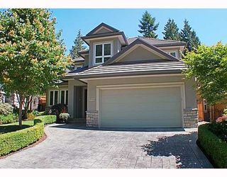 Main Photo: 513 JOYCE Street in Coquitlam: Coquitlam West House for sale : MLS®# V774579