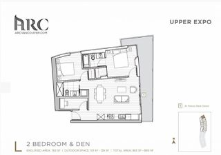 """Photo 19: 2006 89 NELSON Street in Vancouver: Yaletown Condo for sale in """"THE ARC"""" (Vancouver West)  : MLS®# R2415689"""