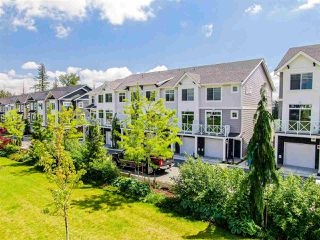 "Photo 1: 2 21102 76 Avenue in Langley: Willoughby Heights Townhouse for sale in ""Alara"" : MLS®# R2468351"