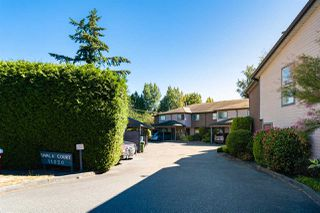 "Photo 1: 9 11020 NO. 1 Road in Richmond: Steveston South Townhouse for sale in ""SAVALA COURT"" : MLS®# R2482406"
