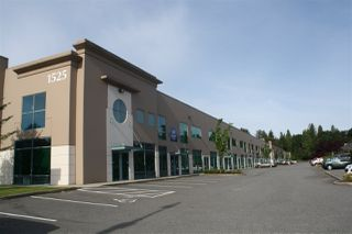 Main Photo: 110 1525 BROADWAY Street in Port Coquitlam: Mary Hill Industrial for lease : MLS®# C8036152