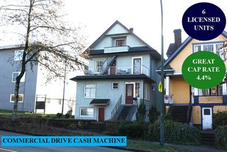 Main Photo: 1862 VENABLES Street in Vancouver: Grandview Woodland House for sale (Vancouver East)  : MLS®# R2530427