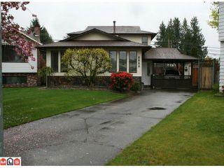 Photo 1: 3359 271B Street in Langley: Aldergrove Langley House for sale : MLS®# F1011403