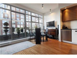 """Photo 3: 605 1228 HOMER Street in Vancouver: Downtown VW Condo for sale in """"Ellison"""" (Vancouver West)  : MLS®# V840902"""