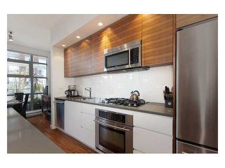 "Photo 8: 605 1228 HOMER Street in Vancouver: Downtown VW Condo for sale in ""Ellison"" (Vancouver West)  : MLS®# V840902"